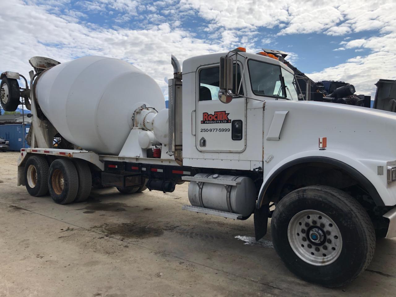 Roctek Concrete Truck