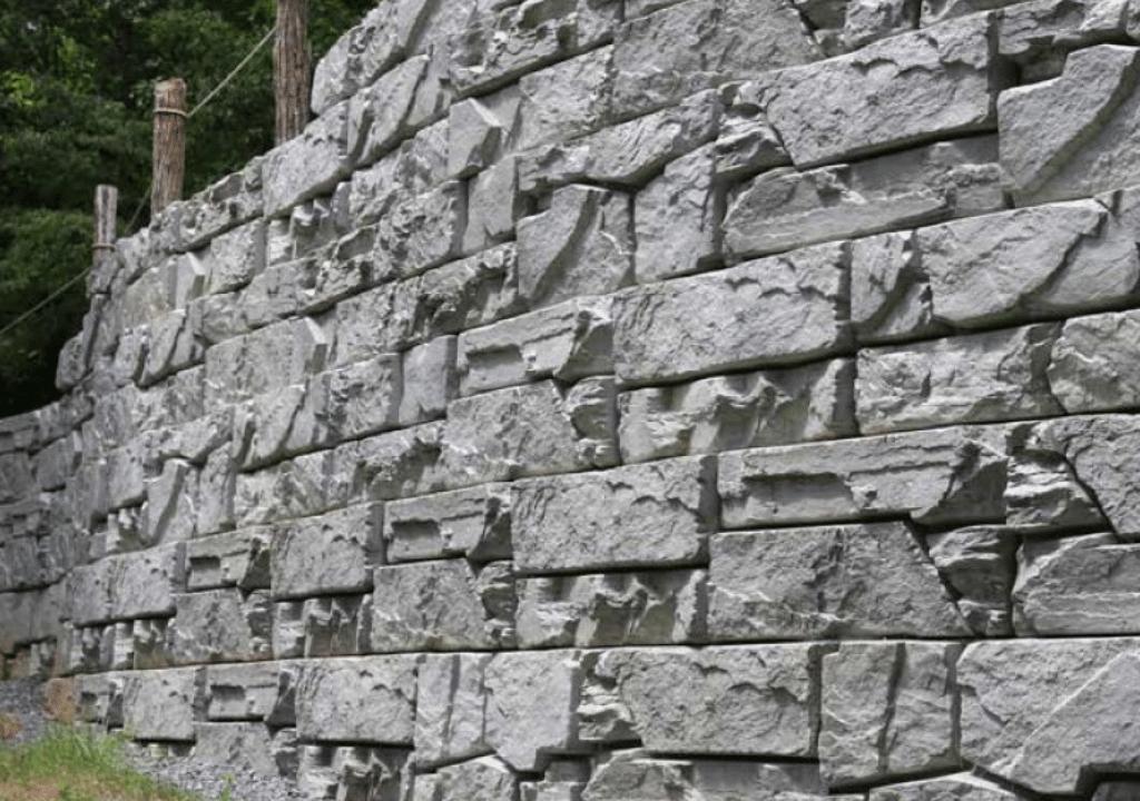 Verti Block Gravity Wall